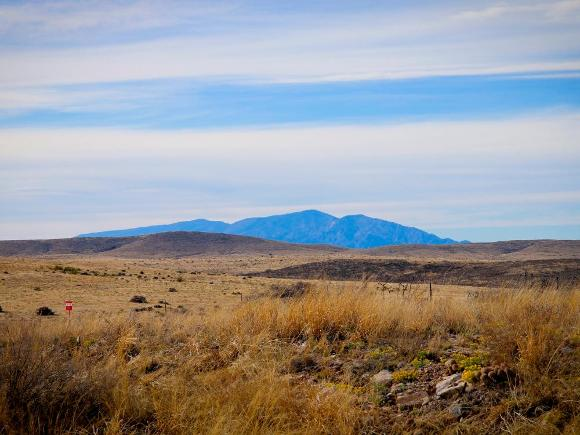 Mountains in New Mexico - Credit: Toni Klemm