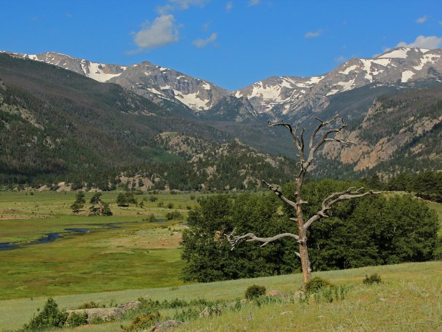 Rocky Mountain National Park - Credit: Alan Cressler