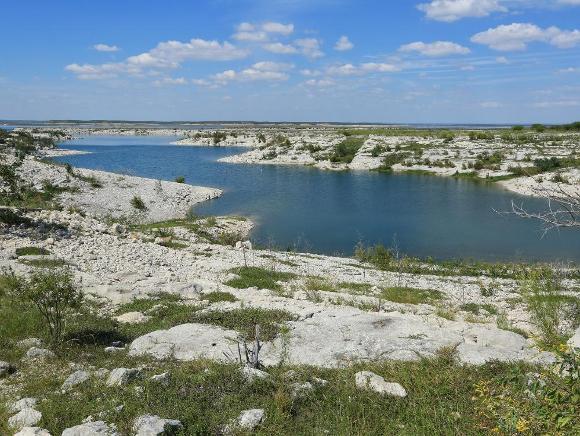 Amistad Reservoir, TX - Credit: Alan Cressler