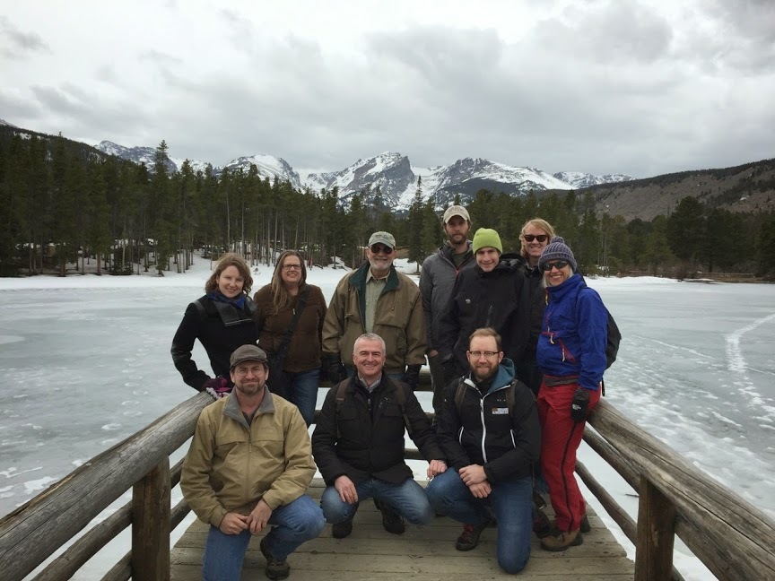 Title: Group RMNP