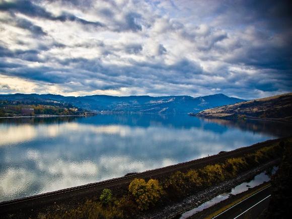 Columbia River gorge - Credit: USFS