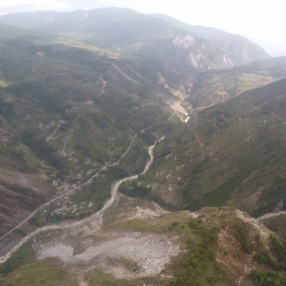 Thumbnail image of a clip from the USGS_Nepal_05272015-K.mp4 video file at 31 seconds from the beginning of the video.