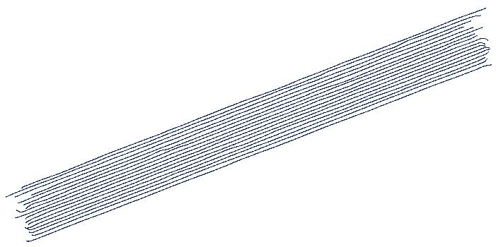 Image of trackline navigation.