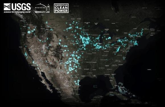 United States Wind Turbine Database