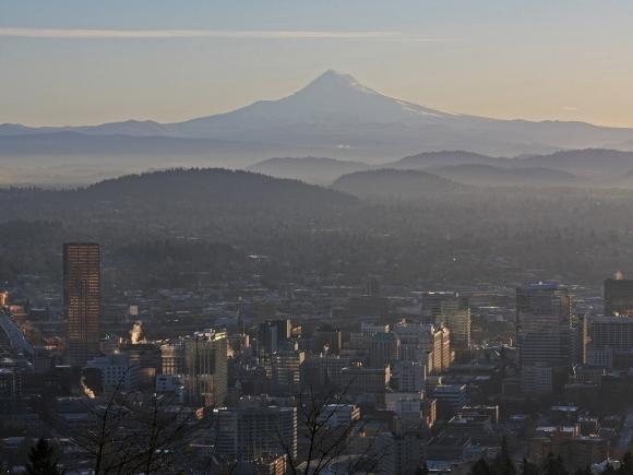 Portland, Oregon - Credit: Alan Cressler