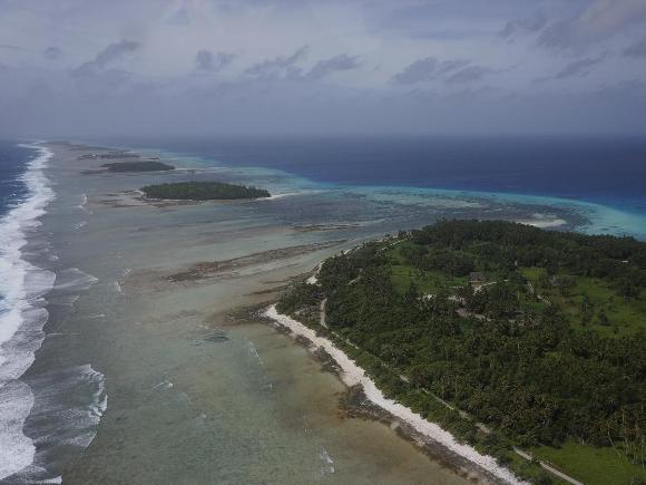 Marshall Islands - Credit: Curt Storlazzi, USGS