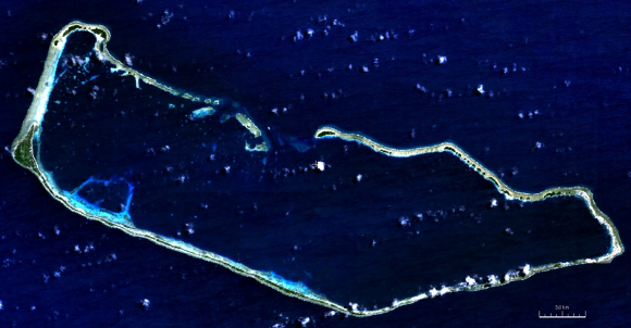 Majuro Atoll - Public Domain