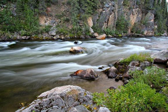 Gulkana River, Alaska - Credit: Jeremy Matlock, BLM