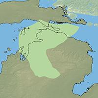 Michigan Basin Province Assessment Units Extent