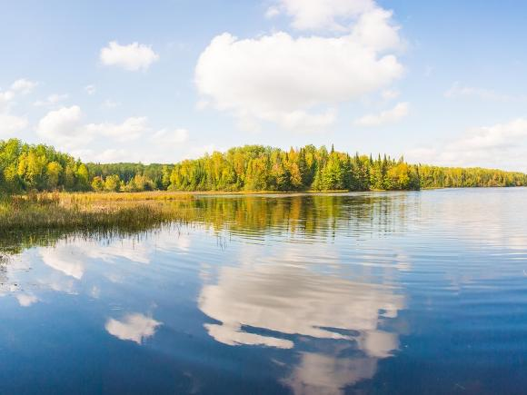 Day Lake in Wisconsin; USFS