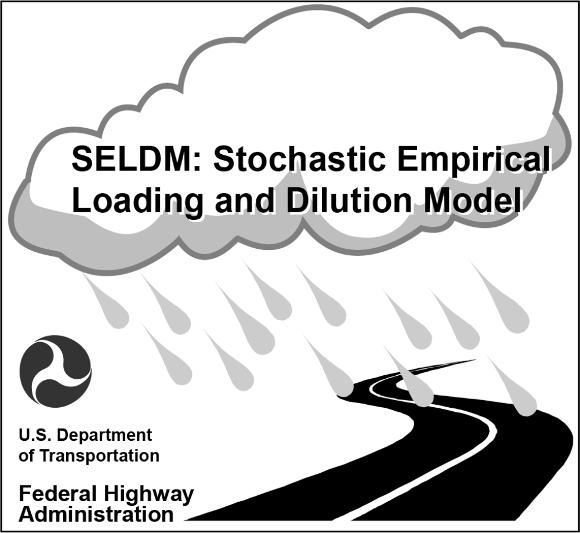SELDM splash-screen graphic